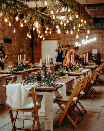 wedding fairy lights