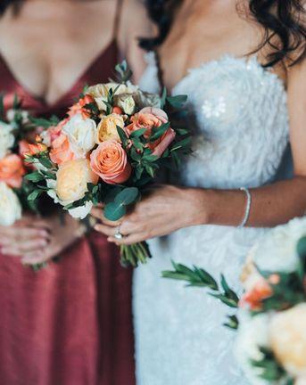 Wedding Florist Miss Gen Photography