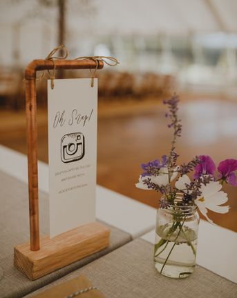how to have a DIY wedding