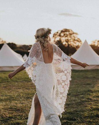 C5 Boho Wedding Dresses Cover