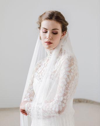 婚礼面纱指南