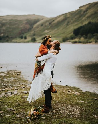 Elopement Lake District Wedding
