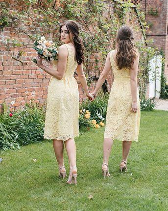 bridesmaid colour trends