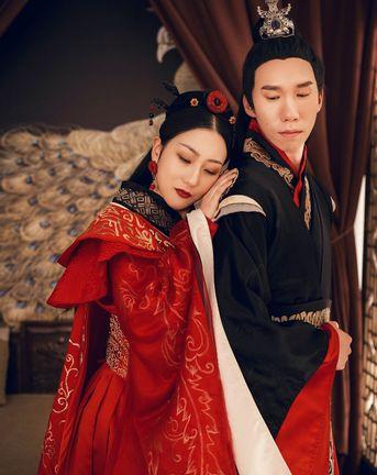 Chinese Couple