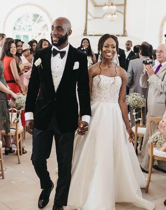 婚礼的婚纱