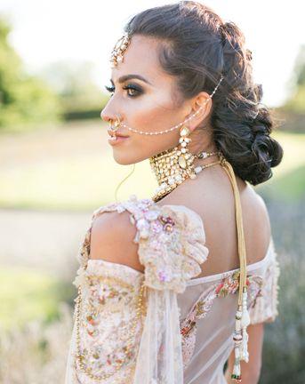 Desi Bride Dreams Asian Fusion Anneli Marinovich Photography 122
