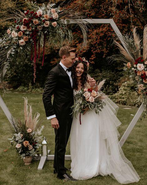 asos wedding dress bride