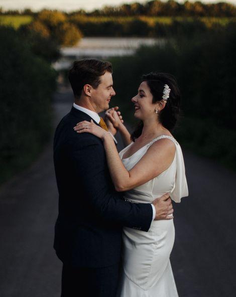 Fur Stole Wedding