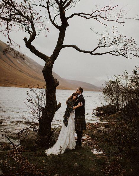 Highland Wedding Glencoe