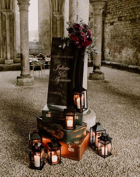 gothic style wedding 3