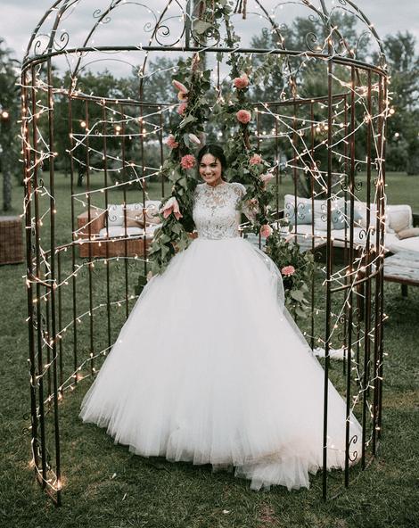 公主婚纱礼服