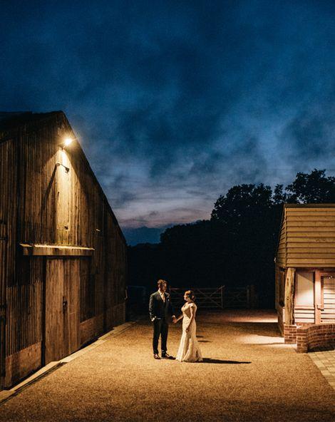 橡木谷仓,框架农场