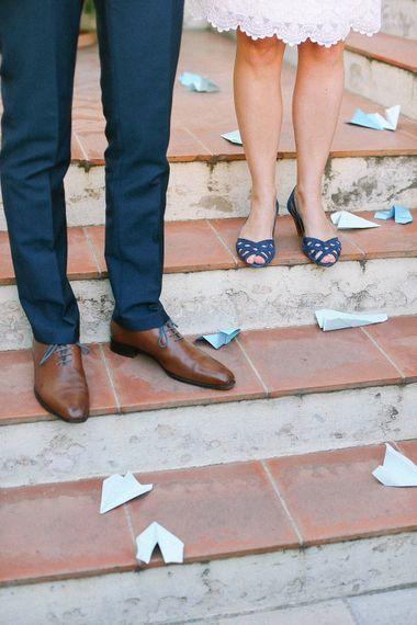 Bride & Groom Shoes