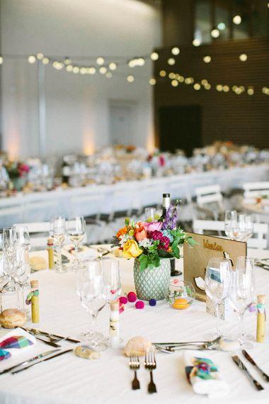 Bright Table Decoration