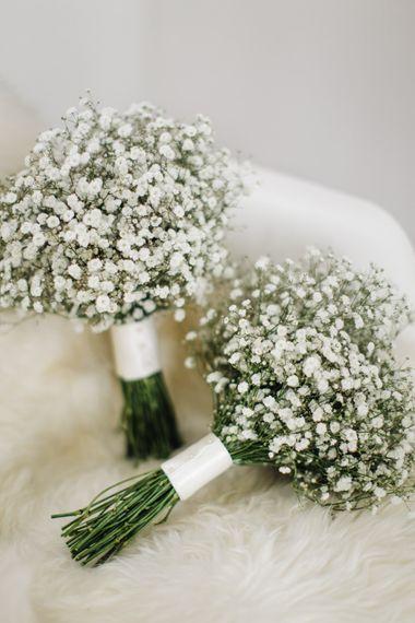 Gypsophila Bouquets