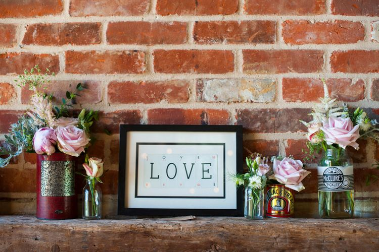 DIY Wedding Styling Ideas