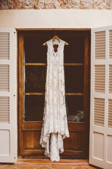 Lace Shaeen Bridal Gown