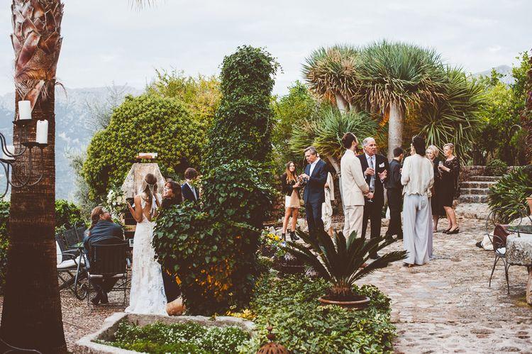 Mallorca Outdoor Wedding