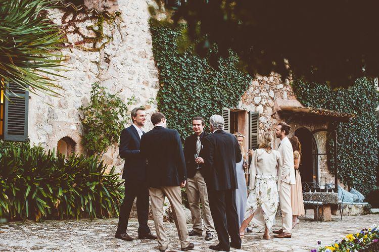 Ca's Xorc Spanish Wedding Reception