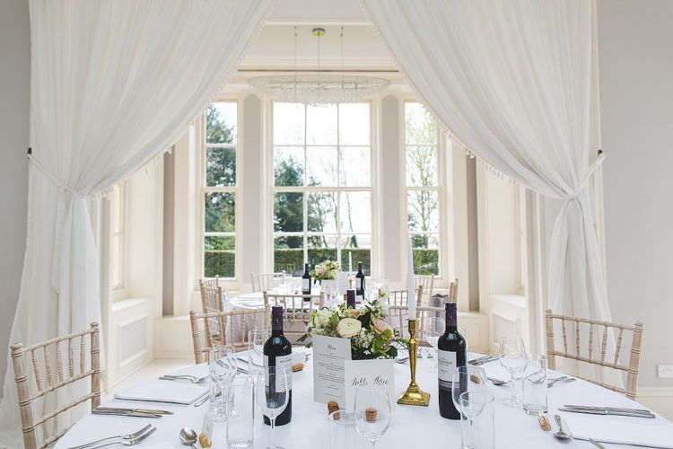 Classic Wedding at Saltmarshe Hall in Yorkshire