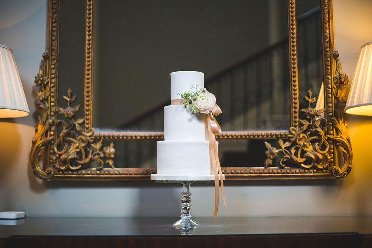 Oh Sugar Elegant Wedding Cake