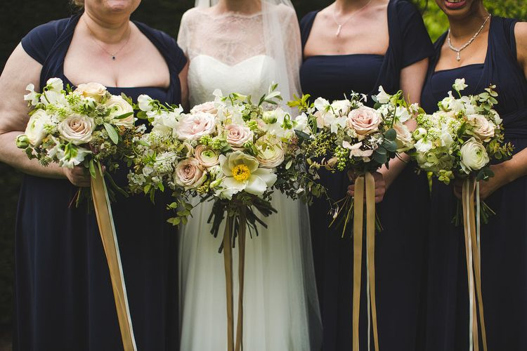 Bouquets by Swallows and Damsons