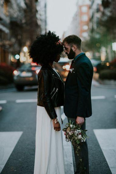 City Wedding Portraits