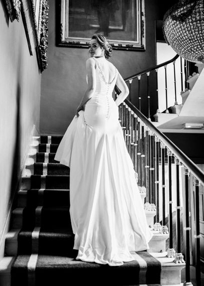 Caroline Castigliano Wedding Dress | Love Is In The Air 2017 Collection
