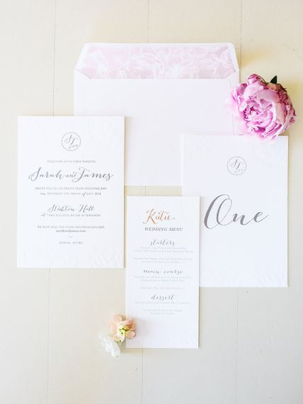 Stationery Suite by Rose Press