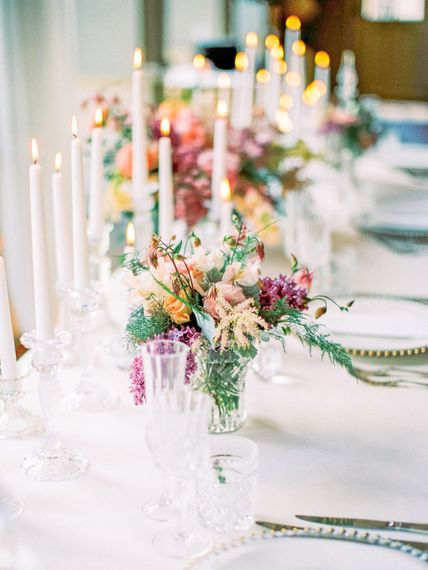Elegant & Pretty Table Scape Styled by Natalie Hewitt