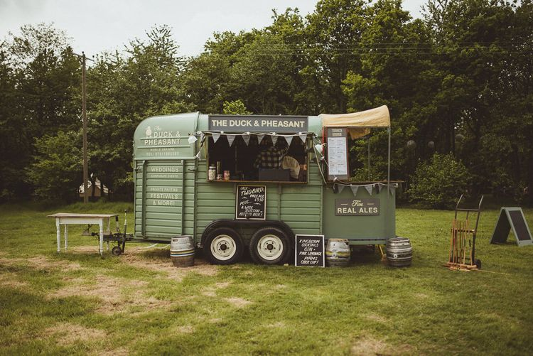 The Duck and Pheasant Mobile Bar