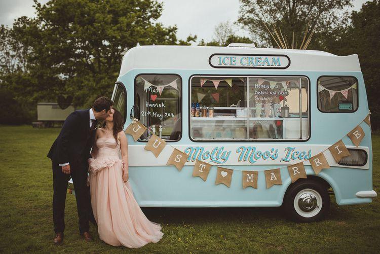 Molly Moo's Ices Ice Cream Truck