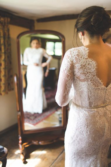 Lace Kobus Dippenaar Wedding Dress