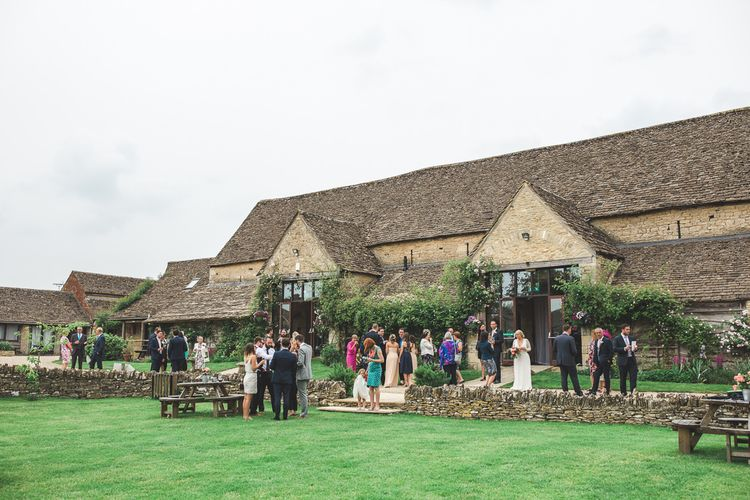 The Greath Tythe Barn Cotswold Wedding Venue