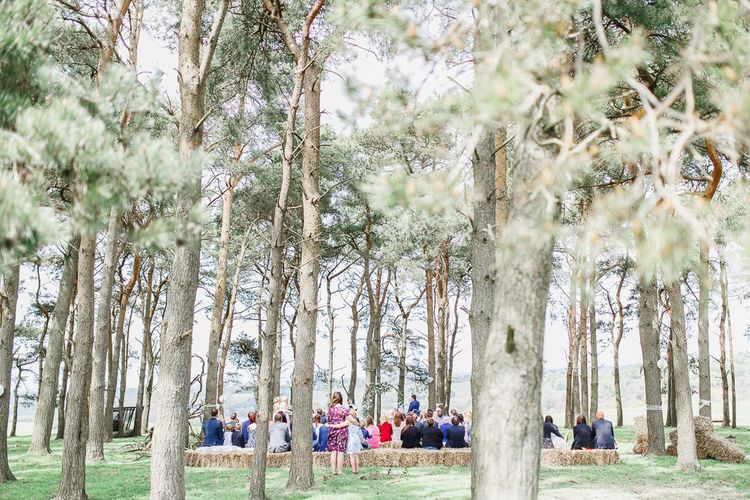 Humanist Woodland Wedding Ceremony