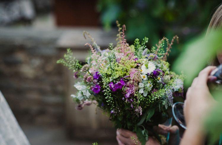 Wild & Rustic Bouquet