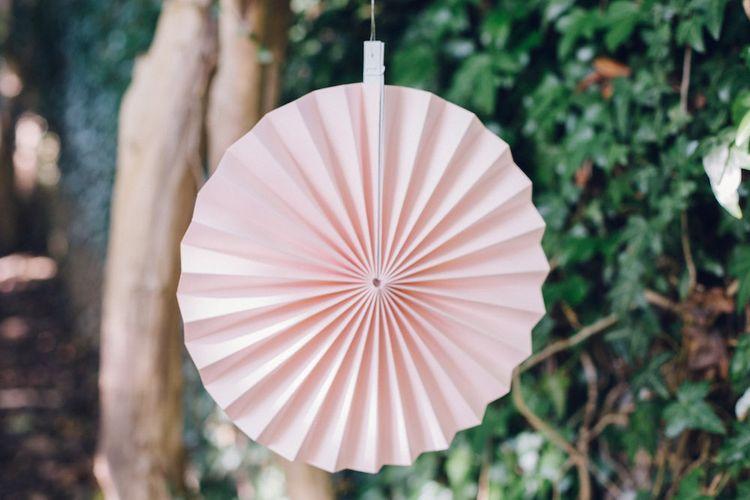 Pink Pin Wheel