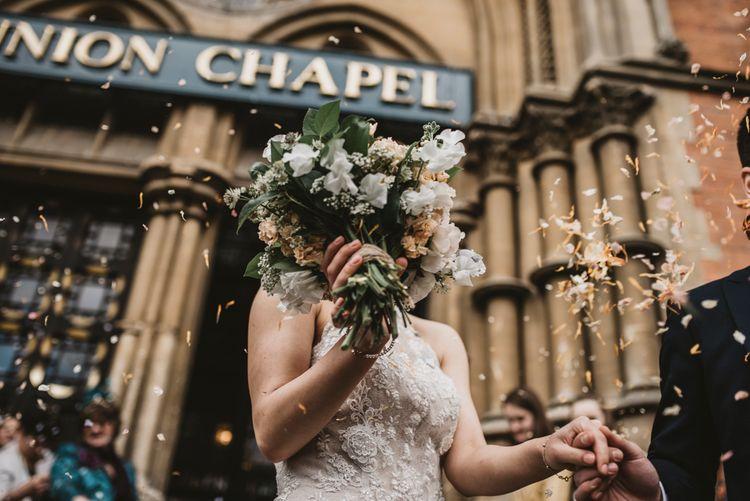 Wedding Bouquet by Jennifer Pinder