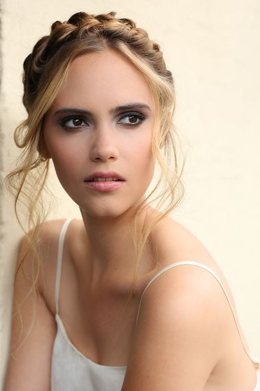 "Make Up Artist - <a href=""https://kristinagasperas.com/"" target=""_blank"">Kristina Gasperas</a>"