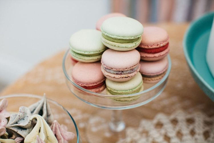 Macarons by The Confetti Cakery