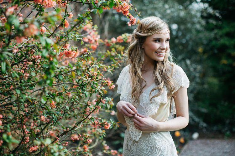 Kate Beaumont Wedding Dress
