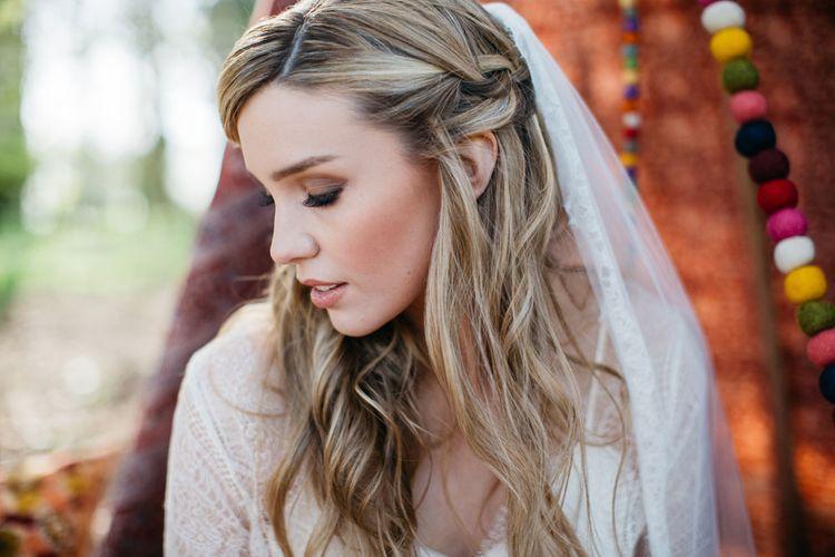 Beautiful Bridal Hair & Make Up
