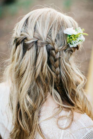 Braids & Waves Bridal Hair