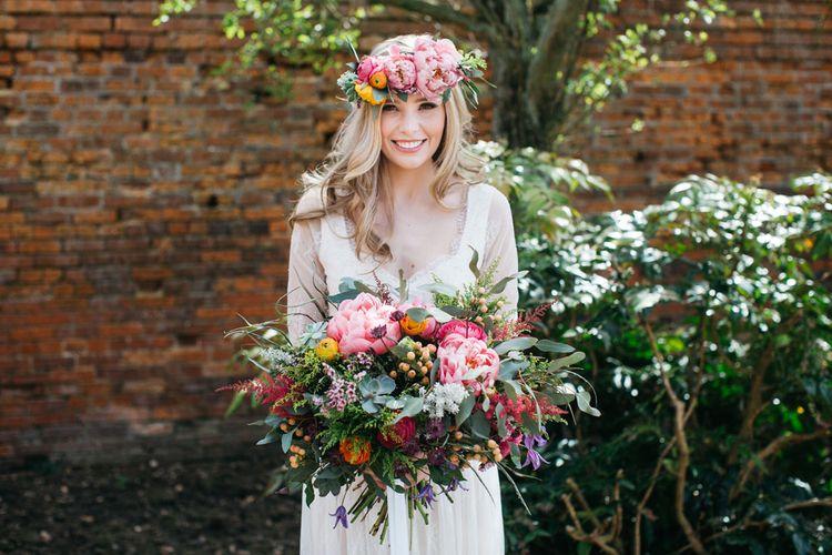 Oversized Peony Bouquet