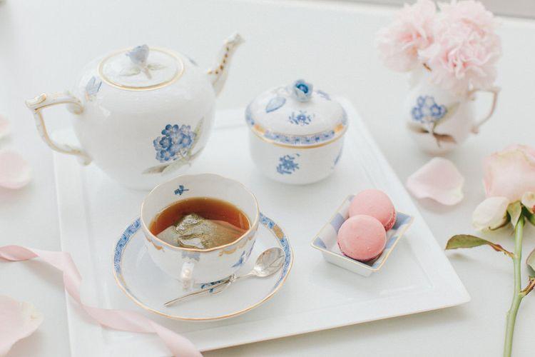 Bone China Tea Set From The Wedding Shop