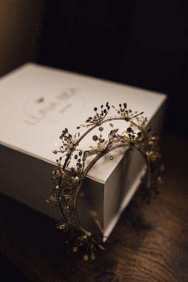 Luna Bea Headpiece For Bride