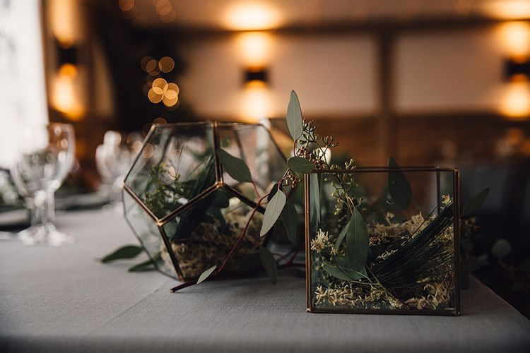 Grey And Gold Celestial Wedding At Cripps Barn With Images From Samuel Docker Photography