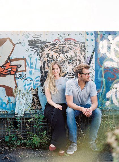 Lizzie & Adam - Engagement Shoot