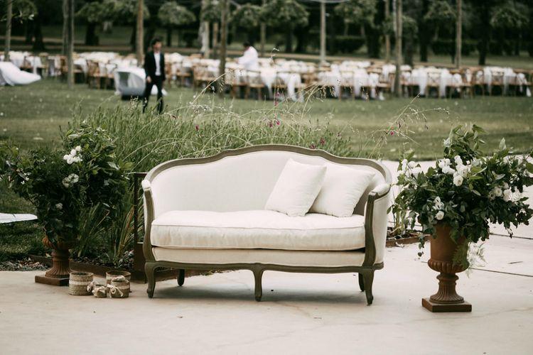 Elegant Seating Area