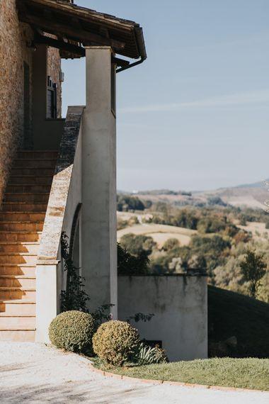 Italian Country House Wedding Venue